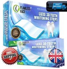 28 Strips Professional Teeth Whitening Strips Tooth Bleaching ICE White 14 Days✅