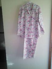 Cotton Blend Floral Regular Size Pyjama Sets for Women