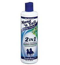 Mane 'n Tail Daily Control 2in1 Anti-Dandruff Shampoo+Conditioner w/ Oilve 12oz