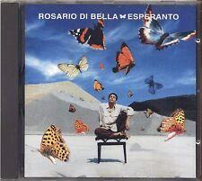 ROSARIO DI BELLA - Esperanto - CD 1995 USATO OTTIME CONDIZIONI