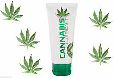 Lubrificante alla Cannabis vaginale anale sativa crema sessuale gel sativa 125ml