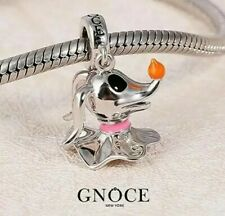 GNOCE New York Ghost Dog Zero Nightmare Before Christmas Sterling Silver Charm