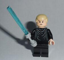 1 x Lego Torso Figur Star Wars Luke Skywalker schwarz Jedi Robe 973ps2