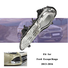 Fit For Ford Escape Kuga 2013-16 Right Front Bumper Fog Light Without Bulb Parts
