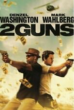2 Guns - Movie - DVD - Denzel Washington - Mark Wahlberg - Paula Patton