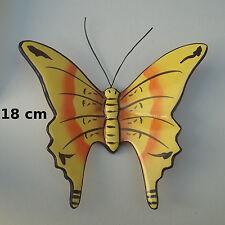 magnifique papillon en céramique,décoration murale,intérieur, extérieur  G21,01