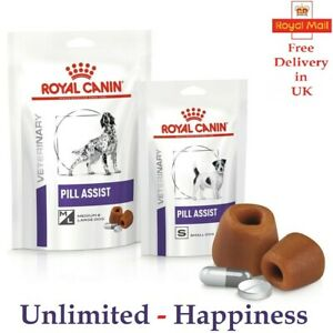 Royal Canin Pill Assist Veterinary Diet Treats for Small & Large Dogs, 90 - 224G