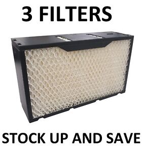 Evaporator Wick Air Filter for Aircare 1041 Super for Console Units  3 PACK