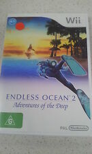 endless ccean 2 adventures of the deep wii