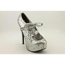 Bordello Medium (B, M) Width Textured Heels for Women