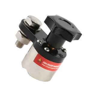 Magnet Welding Ground Holder Clamp 200A Earth Switch Magnet Welder Holder