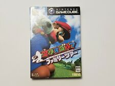 Nintendo GameCube Mario Golf Japan NGC Game US Seller