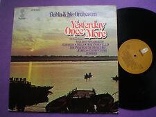 BLABLA & HIS ORCHESTRA  UK LP SAVERA 1979 Industani TABLA Exotic Lounge Eastern