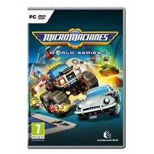 Micro Machines World Series PC Now Release Date 30/06/17 at Present