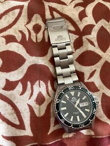 Orient Kamasu Automatic 200M Sapphire Crystal Watch RA-AA0004E19B In VGC