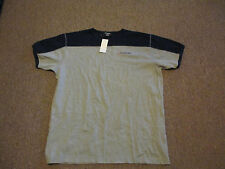 NEW VINTAGE Ralph Lauren Polo Jeans Shirt Adult Extra Large Sport Gray NWT 90s