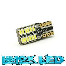 2x T10 24x 3104 SMD W5W Standlicht CanBus LED für VW Bora Fox Golf 4 5 Parklicht