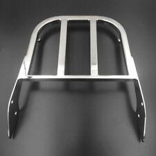 Chrome Sissy Bar Luggage Rack For Honda Shadow ACE 750/1100 VLX 600 Spirit 750