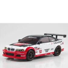 MINI-Z Karosserie 1:24 BMW M3 GTR ALMS n°10 Route 246 KYOSHO r246-1112 #704300