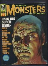 Famous monsters of Filmland magazine #53 nasil Gogos Collosal Man painted cvr