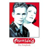 Rosenstolz - Das Songbook - für Klavier, Gesang, Gitarre