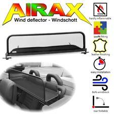 AIRAX Wind deflector Windschott Renault Megane CC Bj.2004-2010 Schnellverschluss