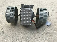 BMW E60 E61 5 SERIES HEATER BLOWER MOTOR & RESISTER 6934972 FAST SHIPPING