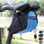 ROSWHEEL Waterproof MTB Bike Bicycle Saddle Seat Bag Tail Rear Storage Pouch #9