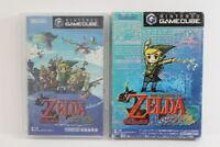Legend of Zelda Wind Waker Nintendo GameCube GC Japan Import GG317 READ