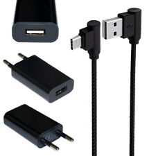 2 Meter Schwarz Schnell Ladekabel Usb Sony Xperia M5 Led Power Adapter 2100mah Other Cell Phones & Accs