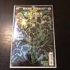 Dark Nights Metal Batman The Dawnbreaker #1 1st Print Foil Cover DC Comics