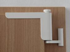 CLIP CLOSE V3 - Mini Universal Türschließer in weiß - ClipClose Türanlehner