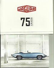 Jaguar XJ13 E D C Type XK 120 140 SS1 Airline Postcard Set x 8 New