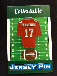 Miami Dolphins Ryan Tannehill lapel pin-Cool Collectable-Fan Favorite Player