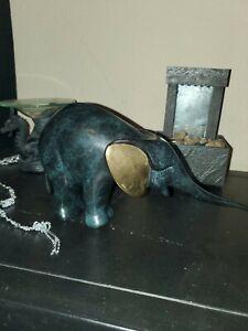 Loet Vanderveen Bronze Elephant # 3/750