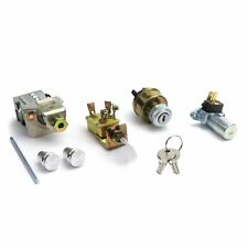 GM Type Switch Kit - Dimmer, Headlight with Knob, Ignition & Wiper with Knob