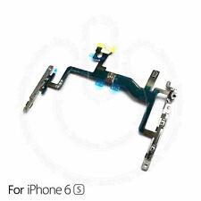 """iPhone 6S 4.7"""" Power Flex Volume Button Mute Silent Switch Flash With Brackets"""