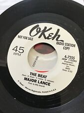 northern soul Records.Major Lance.The Beat.Investigate.reissue New
