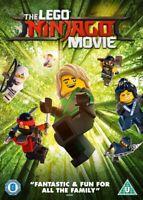 Nuovo The lego ninjago Film DVD
