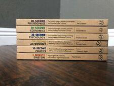 30-SECONDS Theories Politics Astronomy Einstein Economics Psychology Philosophie