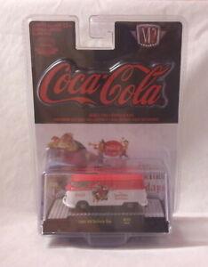 KKar M2/Castline - 2018 Coca-Cola - 1960 VW Delivery Van - Red Roof - Hobby