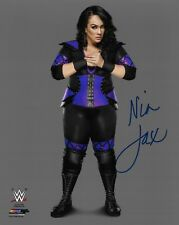 NIA JAX WWE DIVA THE IRRESISTIBLE FORCE SIGNED AUTOGRAPH 8X10 PHOTO #5
