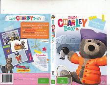 Little Charley Bear-Charley Learns To Skate-2013-[63 Min]-Children LCB-DVD