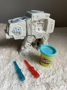 Play-Doh Disney Star Wars AT-AT Attack Walker Mold Stamp Toy