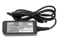 Power Supply Original Toshiba NB200-123 NB200-125 30W Genuine Original