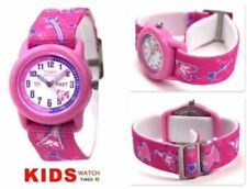 Stainless Steel Case Children Stainless Steel Strap Wristwatches