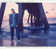 Footsteps of Our Fathers 2002 by Branford Marsalis Quartet Ex-library
