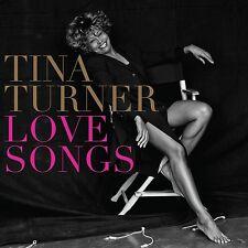Tina Turner - Love Songs - UK CD album 2014