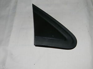 New Genuine VW Polo 9N3 Off Side Front Outer A Post Corner Trim 6Q0853274A 9B9