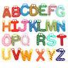 Cute 26 A-Z Large Letter Alphabet Wooden Fridge Magnet Baby Kids Educational Set